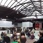 re:publica: Panoramablick auf das Atrium