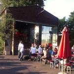 Das Weststadtcafé in Darmstadt