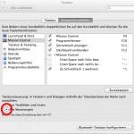 Screenshot Mac OS: Ein kleiner Haken für ein Mehr an Usability